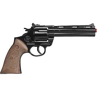 CAP GUN - 123/6 - Gonher Police Revolver 12 Shots