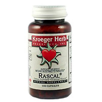 Kroeger Herb Rascal, Caps 100