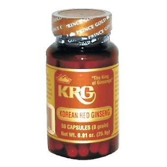 Prince Of Peace Korean Red Ginseng, 8gr, 50 Cap