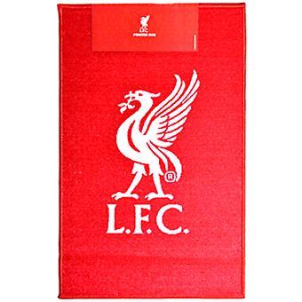 ליברפול הרשמי מודפס כדורגל קרסט שטיח