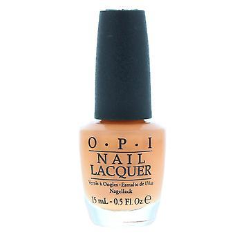 OPI Nail Lacquer 15ml - Where Did Suzi's Man Go? NLA66