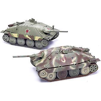 Airfix Tank Jagdpanzer 38 Tonne Hetzer Versão Tardia (Setembro 2019)
