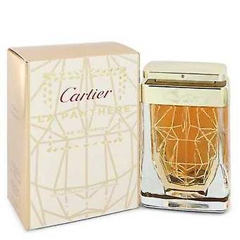 Cartier La Panthere By Cartier Eau De Parfum (spray Limited Edition) 2.5 Oz (women) V728-551009