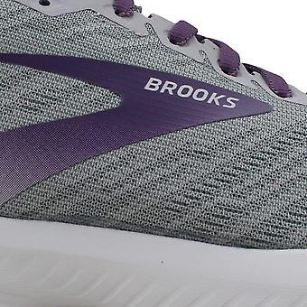 Brooks Launch 7 Vaaleanharmaa/Violetti 120322 1B 016 Naiset's