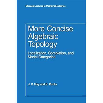 Más topología algebraica concisa