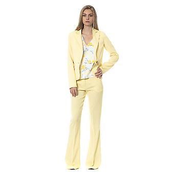 Trussardi Džíny Y žluté obleky a sako