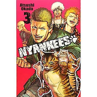Nyankees, Vol. 3