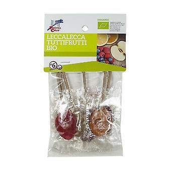 Tuttifrutti lollipops 50 g