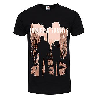 Grindstore Herren Endure & Survive T-Shirt