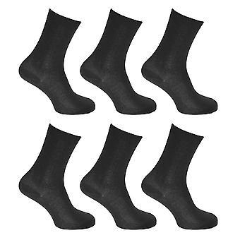 Naiset / Naiset Thermal Viloft Nilkka sukat (Pakkaus 6)