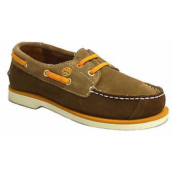 تيمبرلاند Peakisl 2 العين أطفال قارب أحذية الأطفال الصغار الشباب براون 82806 82706