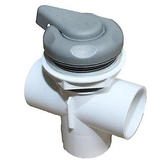 1.5 Inch Plastic Spa Water Diverter, Hot Tub Selector