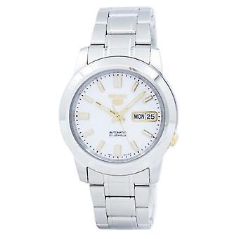 Seiko 5 Automatisk Snkk07 Snkk07k1 Snkk07k Men's Watch