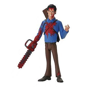 NECA Toony Terrors Ash (Evil Dead 2) Series 5 - 6 Inch Action Figure