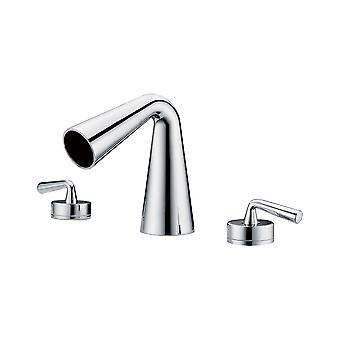 Alfi marca Ab1790-Pc pulido cromo generalizado cono cascada baño grifo