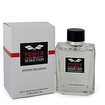 Antonio Banderas Makt av Förförelse Eau de Toilette 200ml EDT Spray