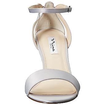 Nina Womens Venetia Open Toe Formal Ankle Strap Sandals