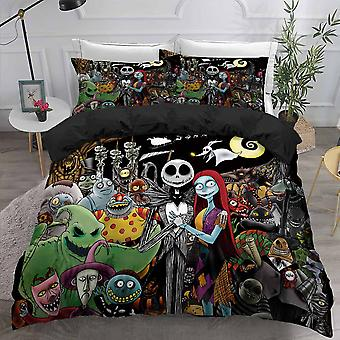 The Nightmare Comforter Cover With Pillowcase