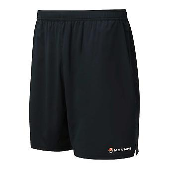 Pantalones cortos montane razor - Negro