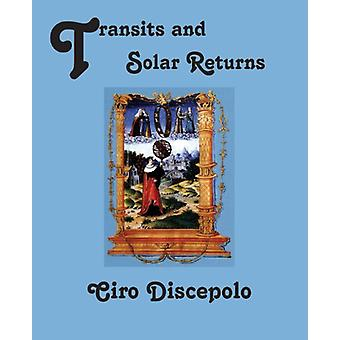 Transits and Solar Returns by Ciro Discepolo - 9780866906456 Book