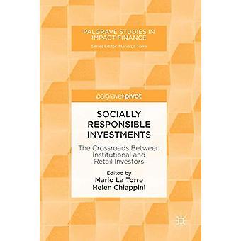 Socialt ansvarsfulla investeringar - Korsningen mellan Institutiona