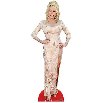Dolly P Celebrity Singer Lifesize Cardboard Cutout / Standee