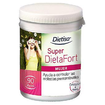 Dietisa Super Diet Menstruation 90 Pearls