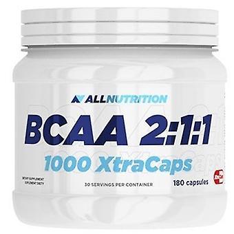 Allnutrition BCAA 2: 1: 1 1000 Xtra 180 capsules