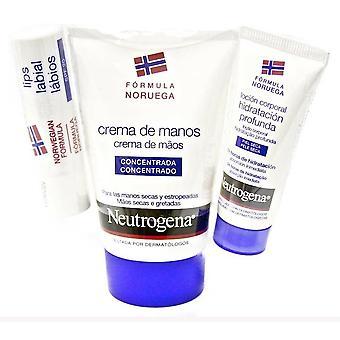 Neutrogena Crème concentrée pour les mains + 2 pièces