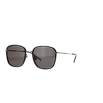 Saint Laurent SL 440/F 001 Musta/Harmaa Aurinkolasit