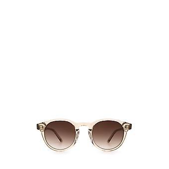 Chimi 03 ecru unisex sunglasses