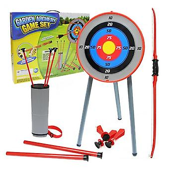 Spielzeug Bogenschießen Set mit Quiar - 49 cm - Bogen & Pfeil Set
