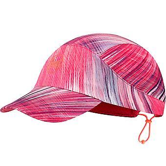 Buff vuxna Pixel Reflekterande Pack Kör Utomhus Running Baseball Cap Hat Rosa SM
