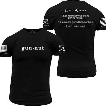 Grunt Style Gun Nut T-paita - Musta