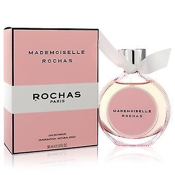 Mademoiselle Rochas door Rochas Eau De Parfum Spray 3 oz