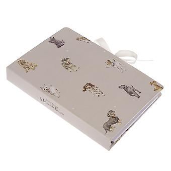Wrendale Designs 'A Dog's Life' Sticky Note Book Cadeauset