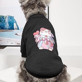 Tricou cu haine pentru animale de companie de iarnă pentru câini mici