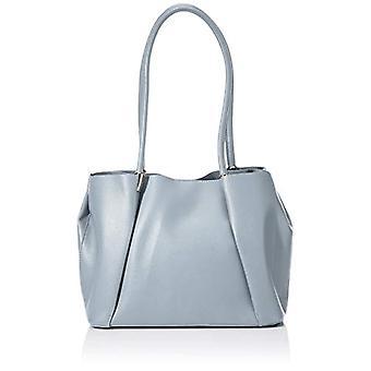 N.V. Bags 906 Woman HANDBAG FOR WOMEN, Blue, One Size