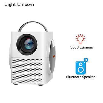 Mini LED Portable Projector HDMI
