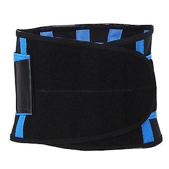 フィットネスワークアウトウエストサポートベルト調節可能な腹腹部トリマースポーツウエストブレースサポートランニングヨガウエスト圧縮ストラップ