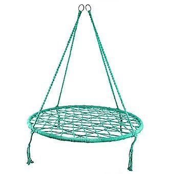 Hangstoel schommel 100 cm – Groen – Tot 100 kg