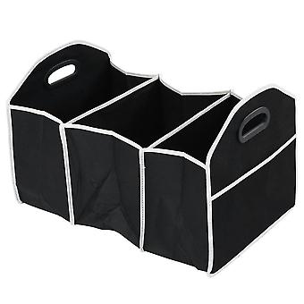Car Multi-pocket Trunk Organizer Large Capacity Folding Storage Bag Trunk