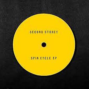 Zweites Geschoss – Spin Cycle Vinyl