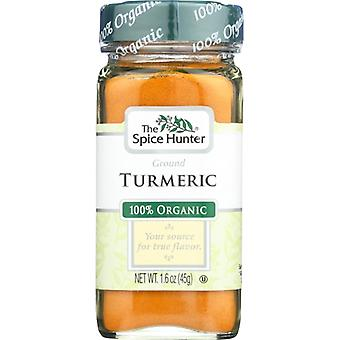 Spice Hunter Ssnng Tumeric Grnd Org, Case of 6 X 1.6 Oz