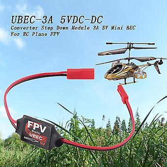 Dc-dc Conversor Step Down Module 3a 5v Mini Bec For Rc Plane Fpv