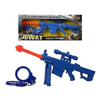 Gun Swat Blue (43 x 16,5 cm)