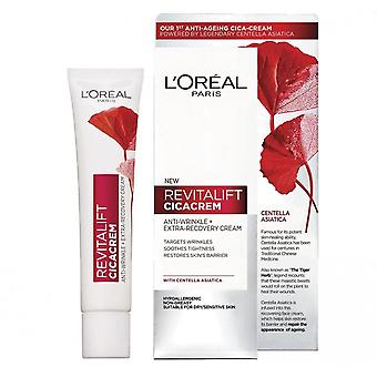 L'Oreal Revitalift CICA Anti-Wrinkle & Recovery Cream