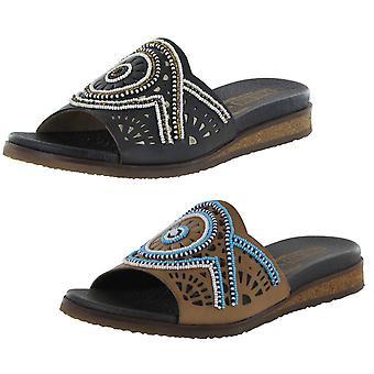 Pikolinos Femmes Antillas W5K-MA0547 Sandales slide
