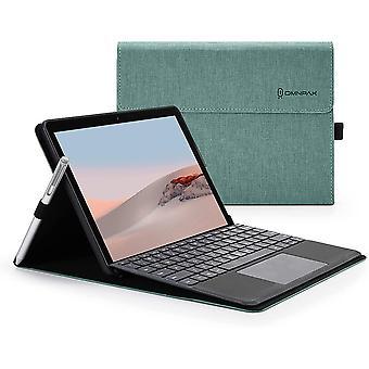 Schutzhülle für Surface Go 2 2020 / Surface Go 2018 mit Stylus-Halter, Mehrwinkel-Polyester
