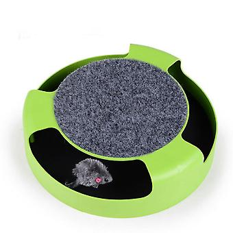 Plate Scratching Board Cat Toys